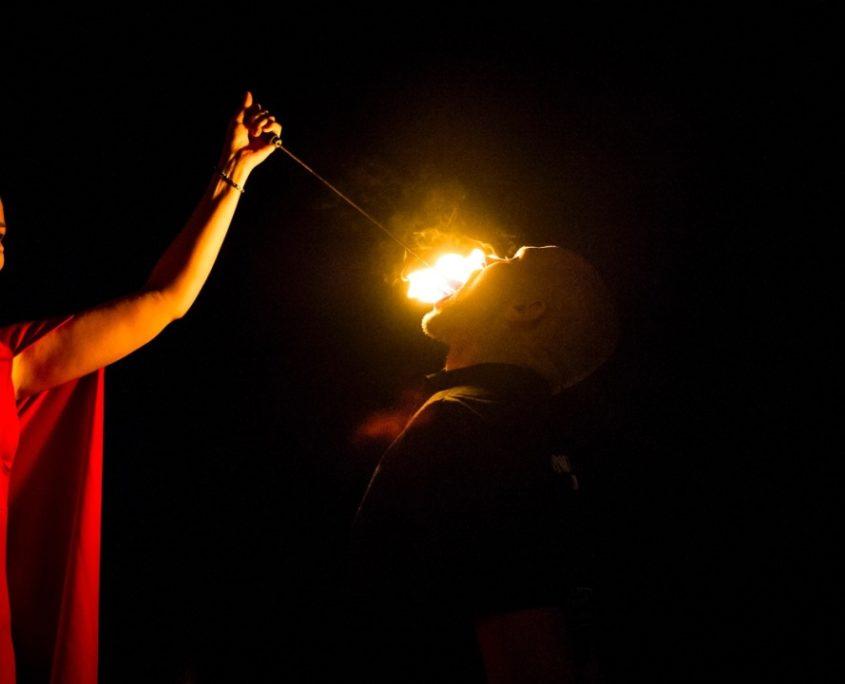 Feuerfresser